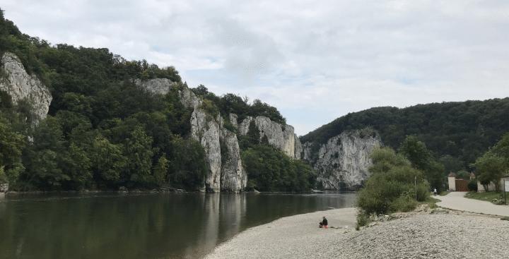 Weltenburger Donauenge