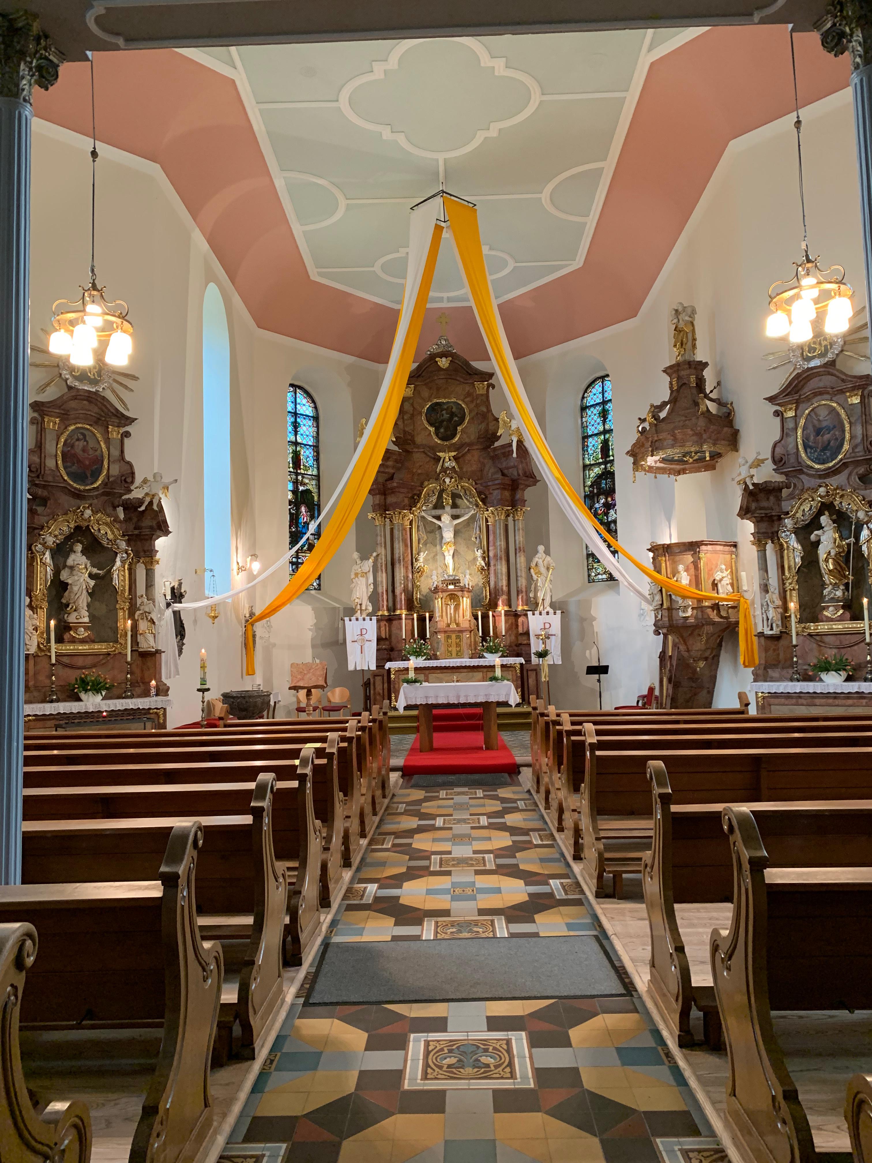 Kirche in Nidderau