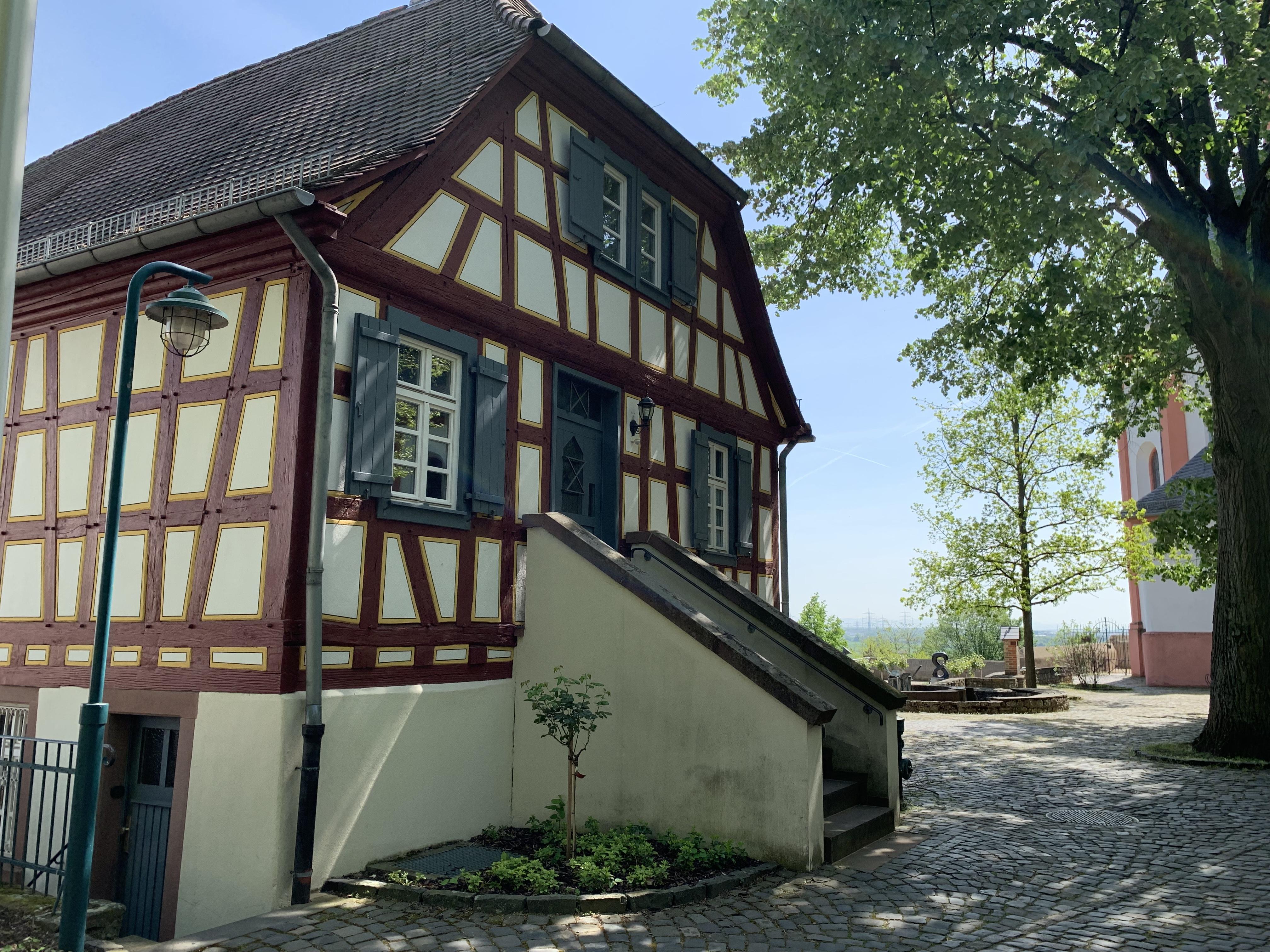 Küsterhaus in Hochheim