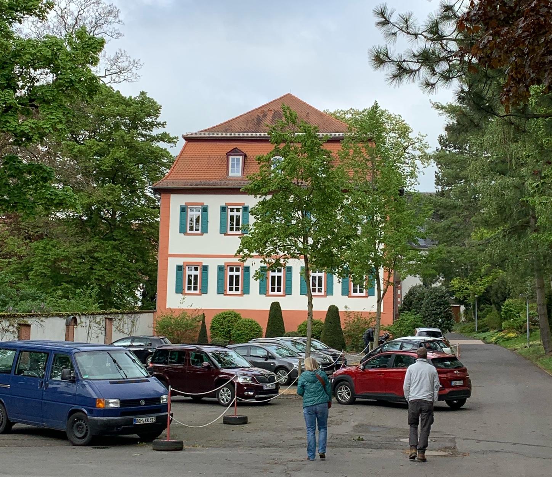 Gästehaus vom Kloster Engelthal