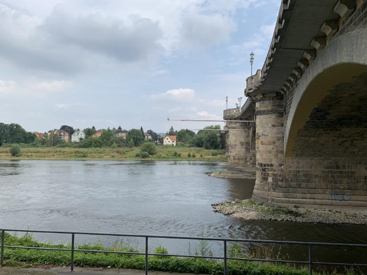 Elbbrücke in Pirna